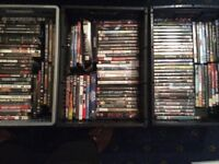 140 Assorted DVD Movies