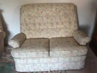 Parker Knoll Small Two Seater Sofa