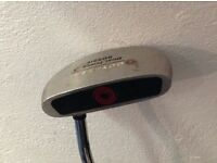 Odyssey dual force2 Rossie putter
