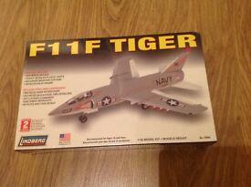 Model plane kit, new in sealed pack - ideal for christmas
