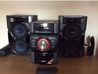 Sony Genesis Hi Fi System