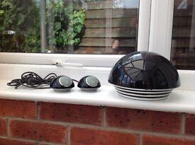 JBL Spot Satellite Speakers with Subwoofer