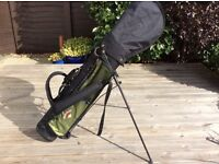 Lightweight Golf Bag with Stand