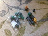 Hose pipe attachments