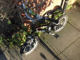 BEN 10 BIKE.VERY GOOD CONDITION.