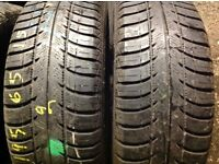 Second hand tyres 195/65/15 / 205/55/16 - touch stone tyres unit 90 fleet road ig117bg