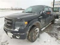 2013 Ford F-150 FX4 CREW 4X4 ECOBOOST ROOF LTHR COMING SOON