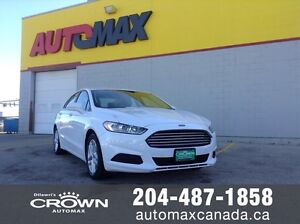 2015 Ford Fusion SE *Alloys/Touchscreen* $119 B/W