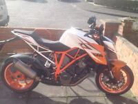 KTM 1290 superduke special edition