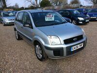 Ford, FUSION, 1.4cc mot 14/02/2022 @ Aylsham Road Affordable Cars