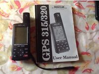 Magellan GPS 315/320. With User Manual.