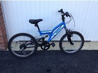 Boys 20inch bike in excellent condition