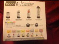 HinariGenie 8 in 1 blender