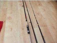 New carbon feeder rod