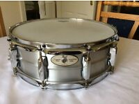 PEARL, Sensitone Elite, Aluminium, Custom Alloy Snare Drum.