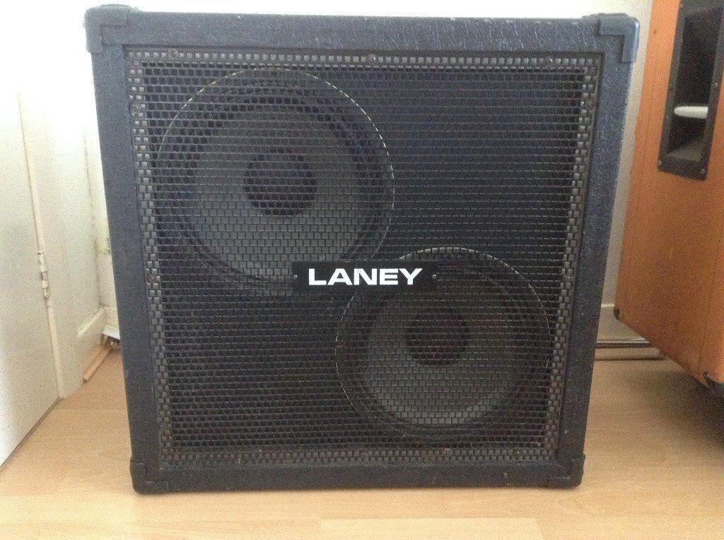 Laney AOR 2 x 12 Guitar Cab Cabinet, Celestion G12L-35 speakers | in  Cumbernauld, Glasgow | Gumtree