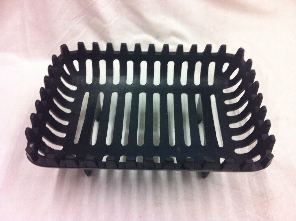 New, Unused Dog Grate for Fireplace