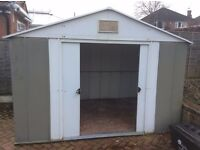 Metal Shed 8ft x 10ft