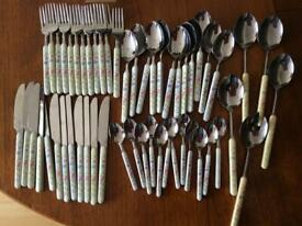 Cutlery and cookware crockery