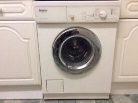 Miele Novatronic washing machine