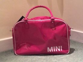 BMW MINI Overnight Bag