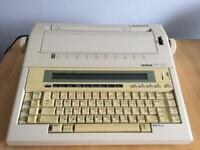 Electric Typewrite & Word Processor Brother AX-45