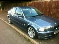 BMW 328i SE Auto cheap!! £750 ono.