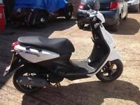 Yamaha YN50 neos4 50cc moped stolen recovered cat N 2016