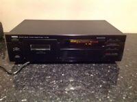 Yamaha cassette deck KX 580,