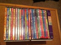 Goosebumps books collection
