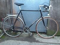 Gitanne cycles men's XL road racer racing bike, *postage available