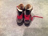Raichle winter mountain boots size 9.5
