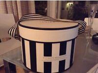 Grace Cole hat box of goodies