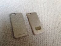 Two Michael Kors iPhone 6 Cases