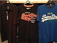 Superdry / Diesel T shirts