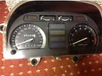 Honda Pacific coast PC 800 speedo
