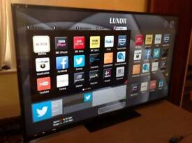 "Luxor 42"" Smart, LED Full HD, SCREEN MIRROR, DELIVERY"
