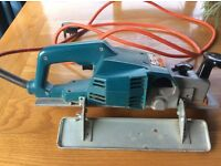 For Sale - Heavy Duty Black & Decker 80pla Electric Planer - good working condition !