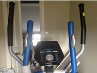 Cross trainer. York fitness x202 like new