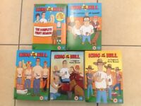 King of the hill series 1-5
