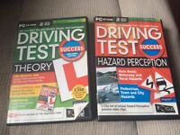 DRIVING TEST PC CD's