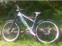 24Seven custom pro mountain bike/bicycle/street/dirt jumper 24 seven for sale