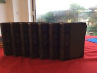 Cassell's Encyclopaedia . Old Collectable books Volume 1-7 hard cover 1908 by Cassell ( Author)