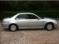 Rover 75 2.0 turbo diesel connoisseur mot may 2017 excellent on fuel 45+ mpg Bmw engine