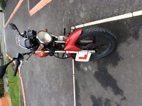 Great reliable little bike