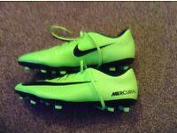Nike mercurial vortex III FG men's football boots size 11