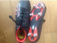 Canterbury Rugby Boots size 3