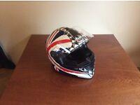 Vcan Motorbike Helmet
