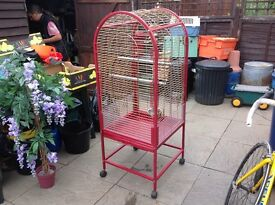 Parrot / bird cage 4ft