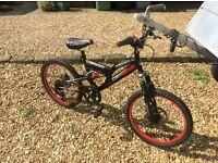 Unisex children's bike